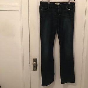 Abercrombie Stretch Jeans, Size 8R